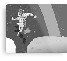 MoonBound Metal Print