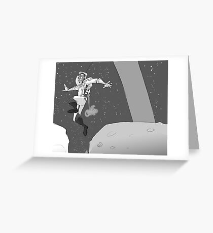 MoonBound Greeting Card