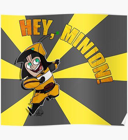 Hey, Minion! Poster