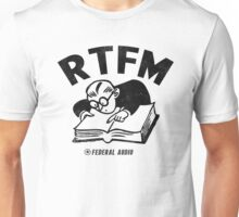 RTFM (BW) Unisex T-Shirt
