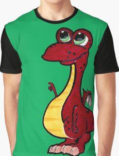 Lil' Dragon Graphic T-Shirt
