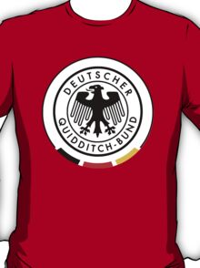 Germany Quidditch - Large T-Shirt