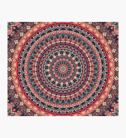 Mandala 126 Photographic Print