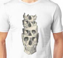 Skull Collage Unisex T-Shirt