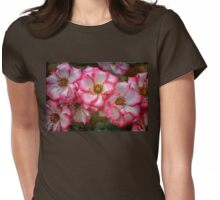 Rose 298 Womens Fitted T-Shirt