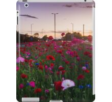 Flowers In The City iPad Case/Skin