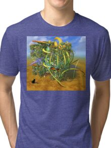 Missy & The Earthlander Tri-blend T-Shirt