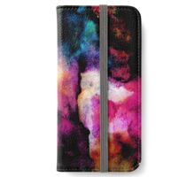 Colours of the Universe (Paint Dabs) iPhone Wallet/Case/Skin