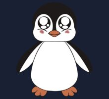 Adorable Penguin Kids Tee
