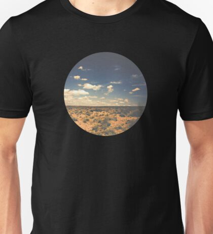 Wide Open West Sand Sun and Sage Unisex T-Shirt