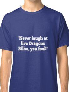 Bilbo Baggins Classic T-Shirt