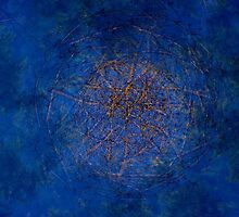 Blue Thicket by mrthink