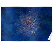 Blue Thicket Poster