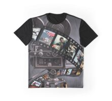 Film Strip Art Graphic T-Shirt