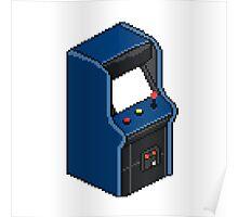 Pixel Arcade Poster