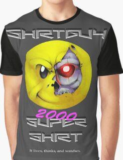 Shirtguy 2000 Super Shirt Graphic T-Shirt