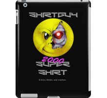 Shirtguy 2000 Super Shirt iPad Case/Skin