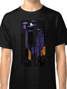 Night in the City Classic T-Shirt