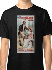 Performing Arts Posters The singing comedian Andrew Mack in the The last of the Rohans by Ramsay Morris 1466 Classic T-Shirt
