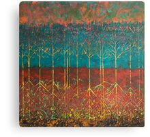 Trees & Roots Canvas Print