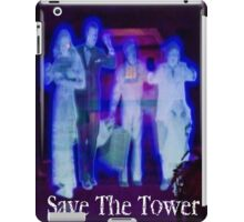 Save The Tower iPad Case/Skin