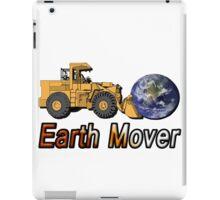 earth Mover iPad Case/Skin
