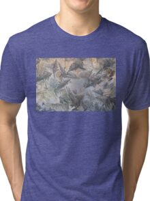 ice feathers Tri-blend T-Shirt