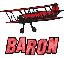 Red Baron by Rob Hopper