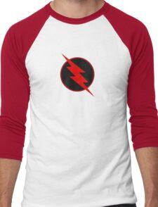 REVERSE FLASH Emblem Men's Baseball ¾ T-Shirt