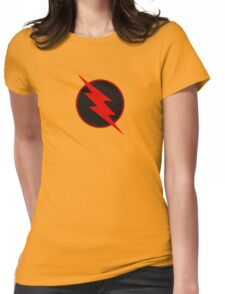 REVERSE FLASH Emblem Womens Fitted T-Shirt