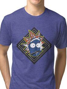 TRIANGLE RICK Tri-blend T-Shirt