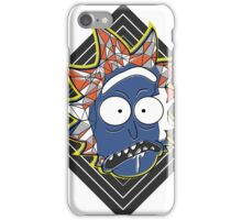 TRIANGLE RICK iPhone Case/Skin