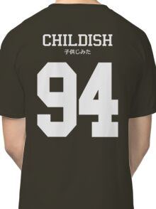 Childish Jersey (custom) Classic T-Shirt