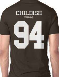 Childish Jersey (custom) Unisex T-Shirt