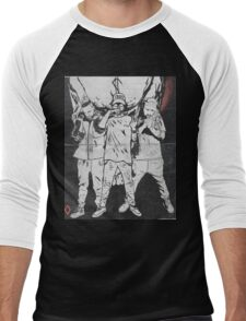 $uicideboy$ ft. EndyEnds g59 cover Men's Baseball ¾ T-Shirt