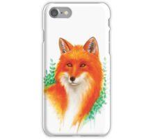 Fox Lovers iPhone Case/Skin
