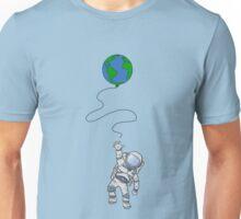 Earth Balloon Unisex T-Shirt