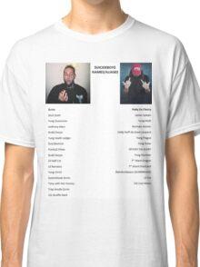 $uicideboy$ names ruby scrim Classic T-Shirt