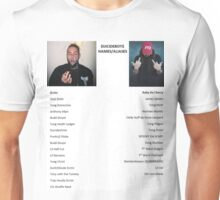 $uicideboy$ names ruby scrim Unisex T-Shirt