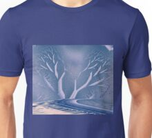 Trees II: Winter Wonderland Unisex T-Shirt