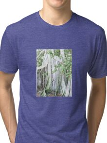 Banyan fence Tri-blend T-Shirt