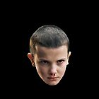 Eleven STRANGER THINGS by McSlothington