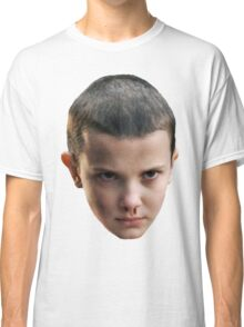 Eleven STRANGER THINGS Classic T-Shirt