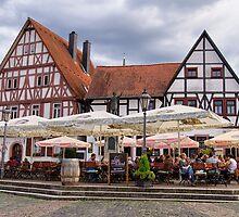 Freedom Square, Steinheim am Main by Kasia-D