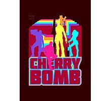 Cherry Bomb (Full) Photographic Print