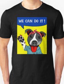 Lu the Riveter! T-Shirt