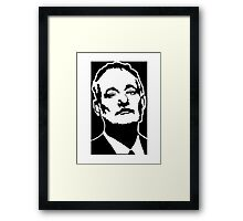 Bill Murray Framed Print
