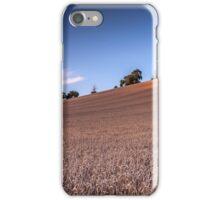 Harvest Meadow, Devon iPhone Case/Skin