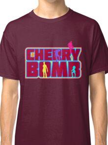 Cherry Bomb (Text) Classic T-Shirt
