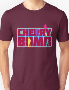 Cherry Bomb (Text) Unisex T-Shirt